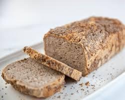 Buckwheat & Chia Seed Bread (Gluten Free)